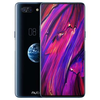 Nubia X Tela Dupla 6.26 E 5.1 64gb 6gb Ram Azul 2500 A Vista