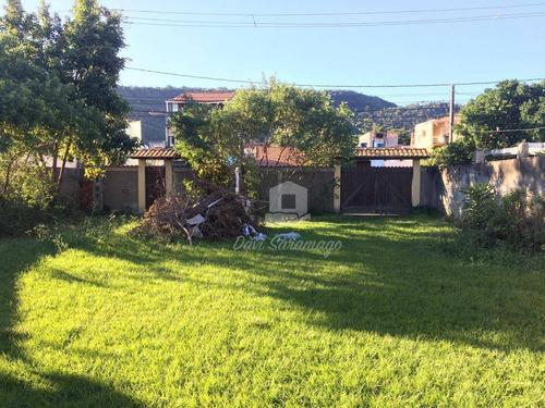 Terreno À Venda, 375 M² Por R$ 630.000,00 - Piratininga - Niterói/rj - Te0027