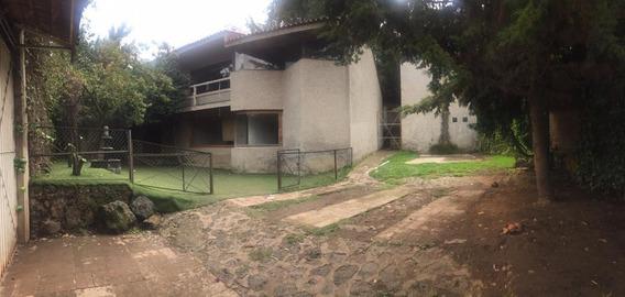 Excelente Casa En Venta Duplex En Tlalpan