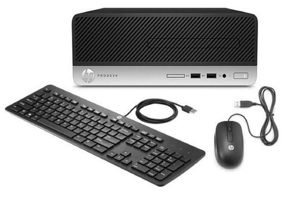 Pc Hp Cm 400g4 Sff Core I3 - 7100 500gb 4gb Win 10 Pro
