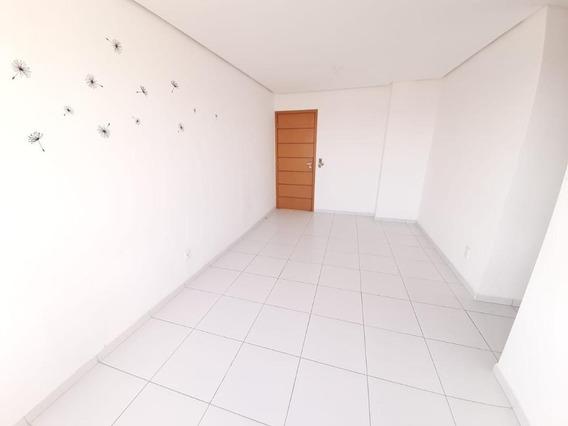 Apartamento Em Lagoa Nova, Natal/rn De 54m² 2 Quartos Para Locação R$ 1.400,00/mes - Ap385757