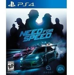 Need For Speed Ps4 Locação 6 Meses Original 1