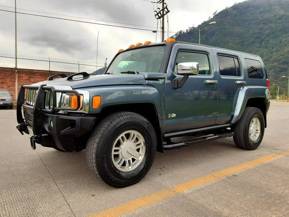Hummer H3 5.3 Luxury At 4x4