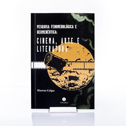 Imagem 1 de 5 de Livro Pesquisa Fenomenológica E Hermenêutica