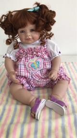 Boneca Adora Doll Butterfly Kisses - Bebe Reborn #23k