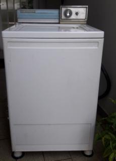 Maquina De Lavar Roupas Brastemp - Antiga