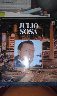 Julio Sosa Disco De Vinilo Lp Album De Oro Iii