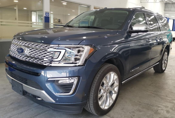 Expedition Platinum Max 4x4 Mod 2019