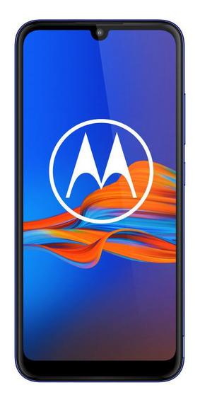 Celular Libre Motorola E6 Plus 64gb Azul