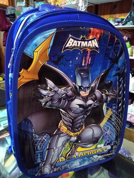 Mochila Batman 3d