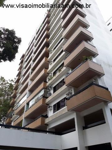 Ótimo Apartamento Para Locação Bairro Parque 10 Condomínio / Edifício Saint Honore Entre A Av. Darcy Vagas E Av. Mario Ypiranga De Frente Ao Cond. Alto Do Recife, Cond. Co - Ap00798 - 325308