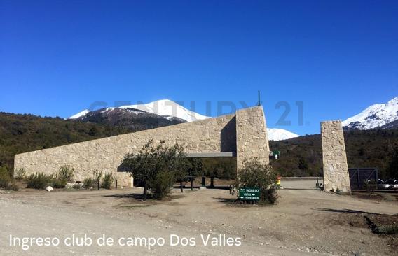 Lote En Venta En Bariloche - Club De Campo Dos Valles - Id: 3156