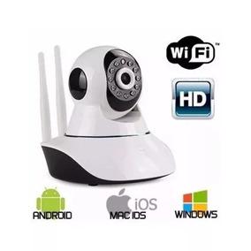 Camera Ip 1.3 Mp Alta Resolução Hd 720 P2p Noturna App Cahmi