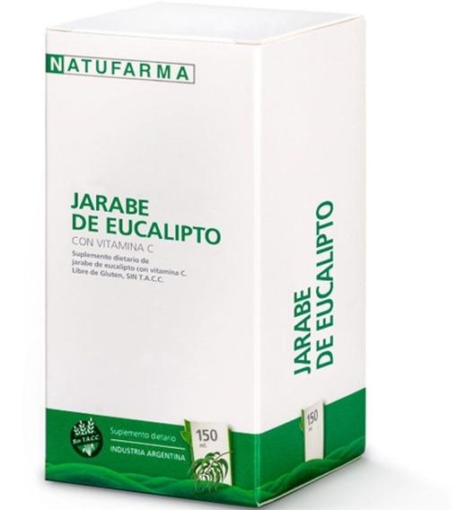 Jarabe De Eucaliptus Con Vitamina C Natufarma