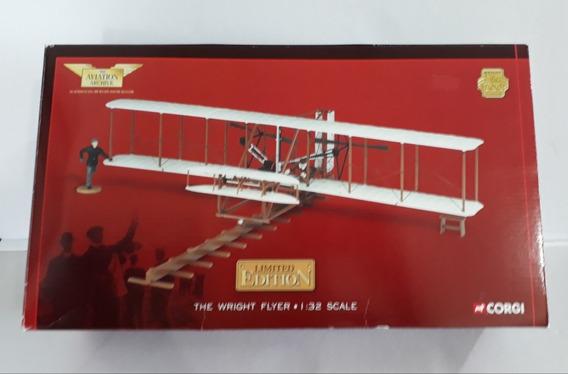 Corgi Avião Wright Flyer 1903 Corgi 1/32 Edição Limitada
