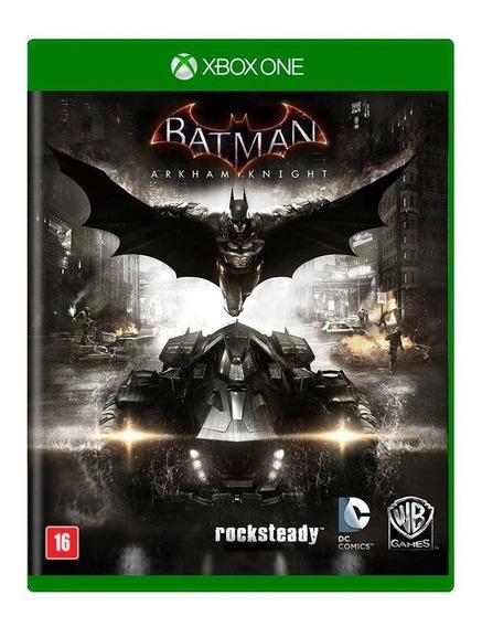 Batman Arkham Knight Xbox One Mídia Física