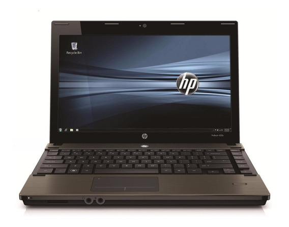 Notebook Hp Probook 4520s I3 6gb 500gb Windows 15,6