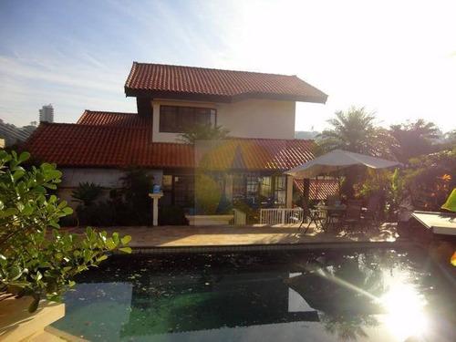 Imagem 1 de 7 de Casa Residencial À Venda, Vila Thais, Atibaia. - Ca1557