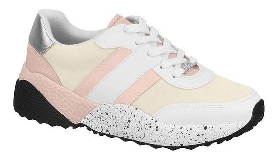 Tênis Feminino Vizzano Chunky Sneaker Vizzano 1296204 Branco