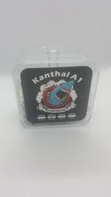 Kit 200 Coils Resistências Ka1 0,5ohm Ou 0,8 Ohm + Algodão
