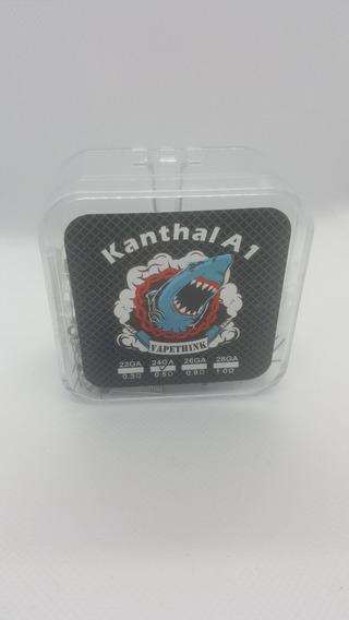 Kit 200 Coils Resistências 0, 5 Ohm E 0,8 Ohm + Algodão