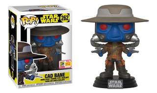 Funko Pop Star Wars Cad Bane Sdcc 2018 Summer Convention Exc