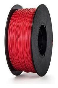 Filamento Para Impressora 3d Pla Red/vermelho 1kg 1,75mm
