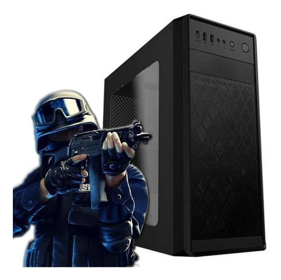 Pc Gamer Intel I7 16gb Gtx 1050ti Hd 1tb Dvd 500w Promoção
