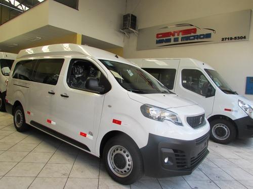 Peugeot Expert Minibus 2020 Á Pronta Entrega