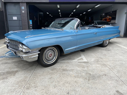 Cadillac Fleetwood 1962 Conversivel