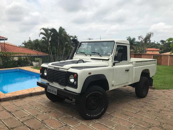 Land Rover Defender Alumínio