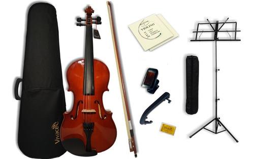 Violino Completo 3/4- 4/4 + Acessórios