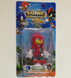Figuras Muñecos Sonic Blister X 1