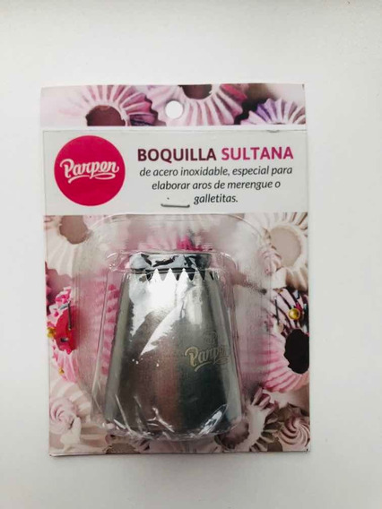 Boquilla Grande Sultana