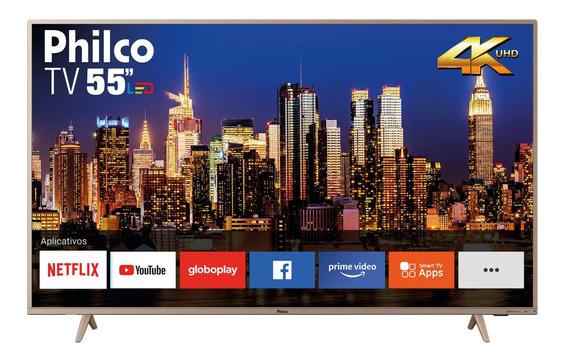 Smart Tv Philco 4k 55 Ptv55f62snc4 Hdmi Usb
