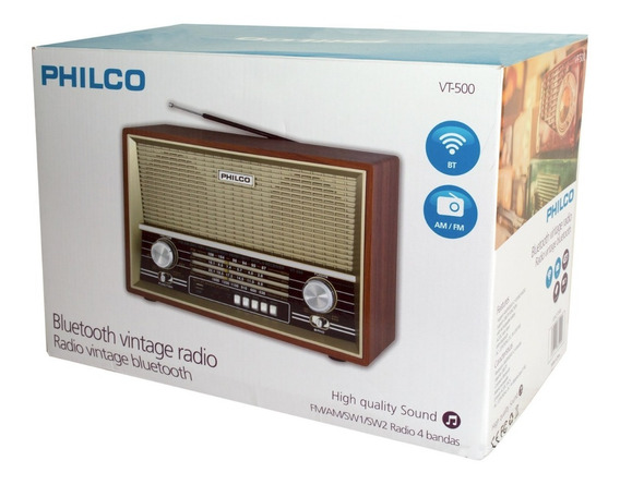 Radio Vintage Bluetooth | Philco