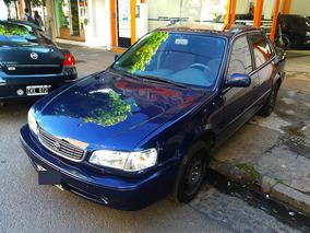 Toyota Corolla 1.8 Xei Automático 2000 Azul Oportunidad