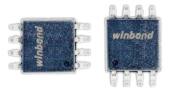 W25q64 W25q64fw 25q64 1.8v Ci Memoria Flash Bios Smd Virgem