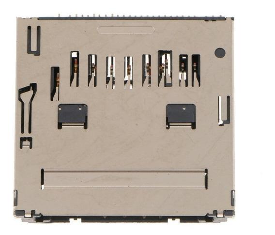 Slot Cartao Sd Filmadora Sony Ax40 Ax53