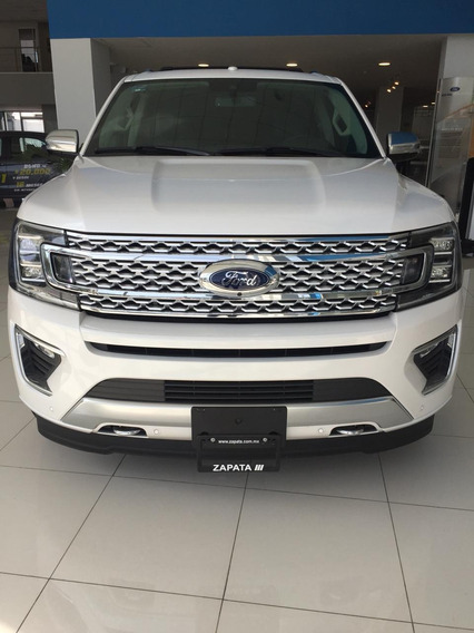 Ford Expedition Platinum Max 4x4 3.5l Gtdi 2019