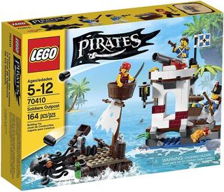 Lego 70410 Pirates Puesto De Soldados Juguete Para Construir