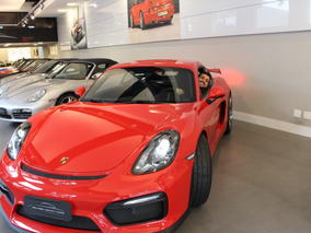 Porsche Cayman 3.8 Gt4 24v Gasolina 2 P Manual 2015/2016