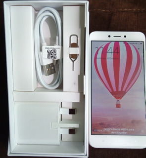 Xiaomi Redmi 4x Dorado 3 Ram/32 Interna