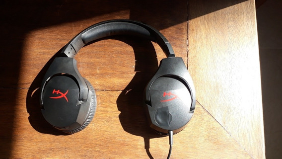 Hyperx Cloud Stinger Sem Microfone (modificado)