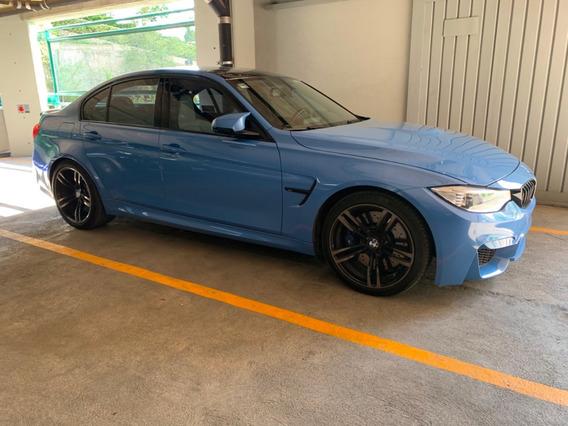 Bmw M3 Yas Marina Blue