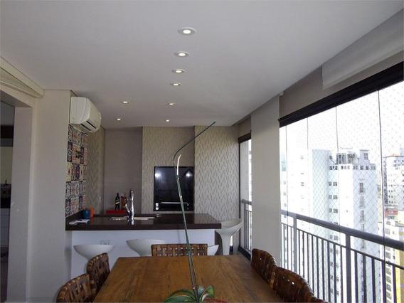 Belíssimo Apartamento De Alto Padrão, Com 3 Dormitórios Todos Suítes, 140m De Area Útil, Com 3 Vagas - 170-im185879
