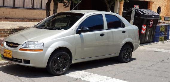 Chevrolet Aveo Family - Seguridad Al Volante