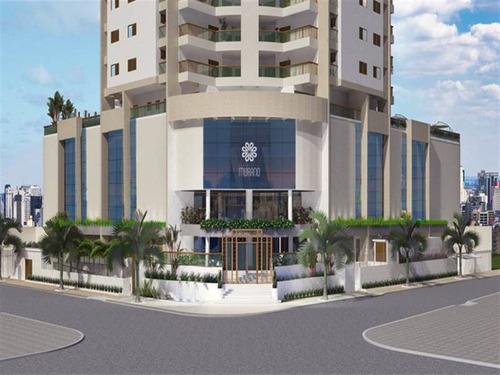 Imagem 1 de 22 de Apartamento 3 Dormitorios Canto Do Forte - Pas229