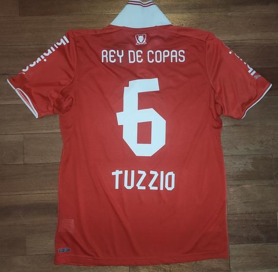 Camiseta Independientetw / Rey De Copas Roja Puma 6 Tuzzio