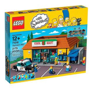 Lego 71016 Simpsons Supermarket 2179 Pcs Bunny Toys